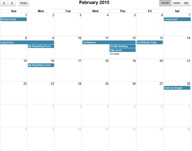 full_calendar